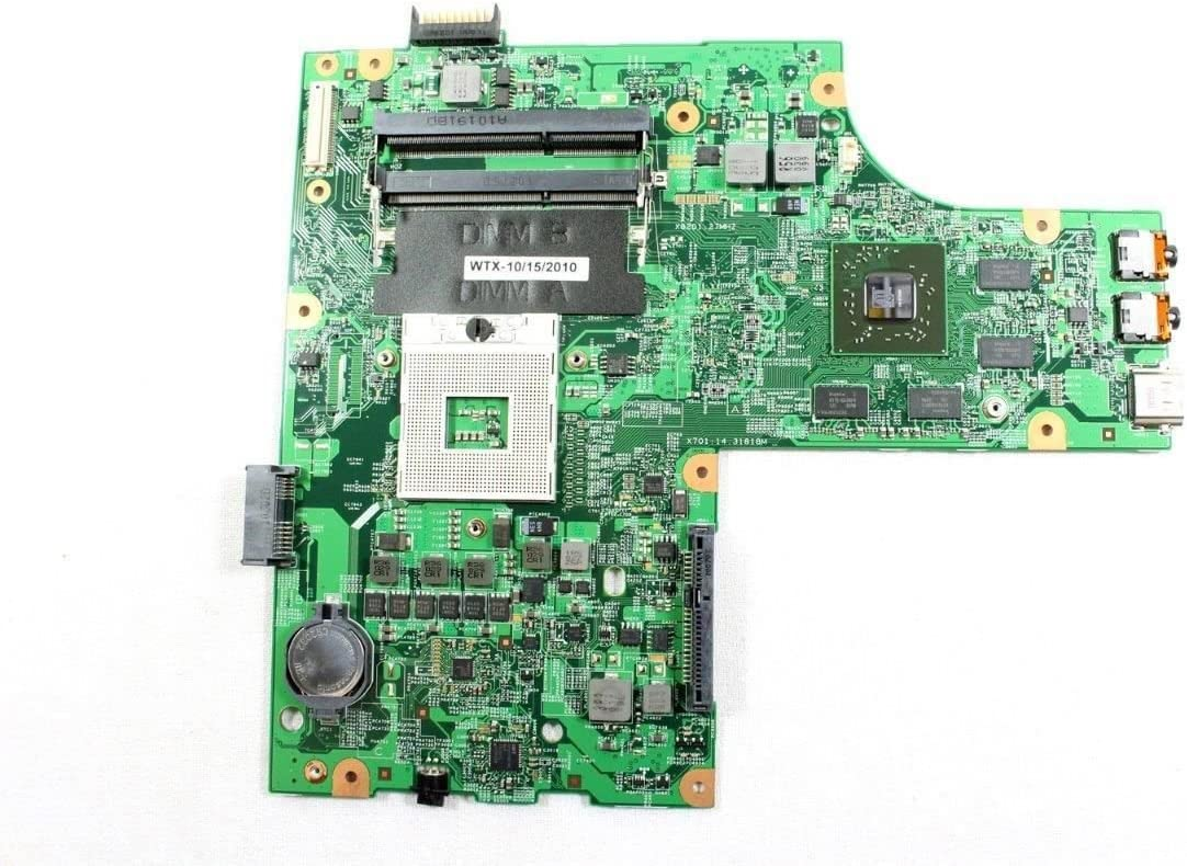 OEM Dell Inspiron N5010 Laptop Motherboard W9PGG 0W9PGG CN-0W9PGG 48.4HH25.011