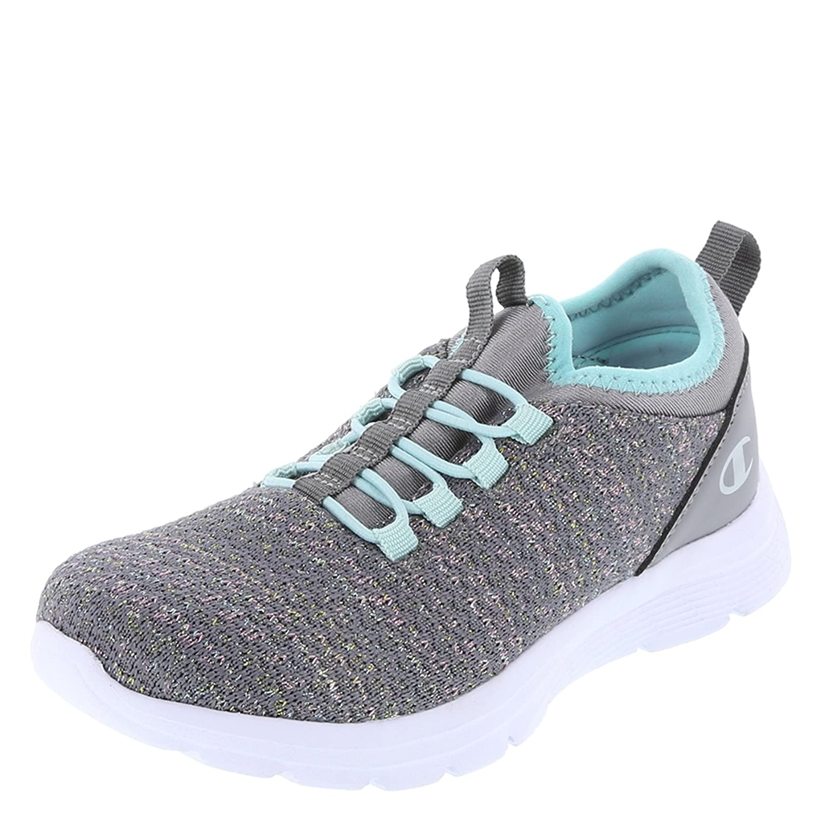 edca8bc59eb2 ... 3 Champion Grey Girls  Moxie Slip-On Runner 174796135 - 4