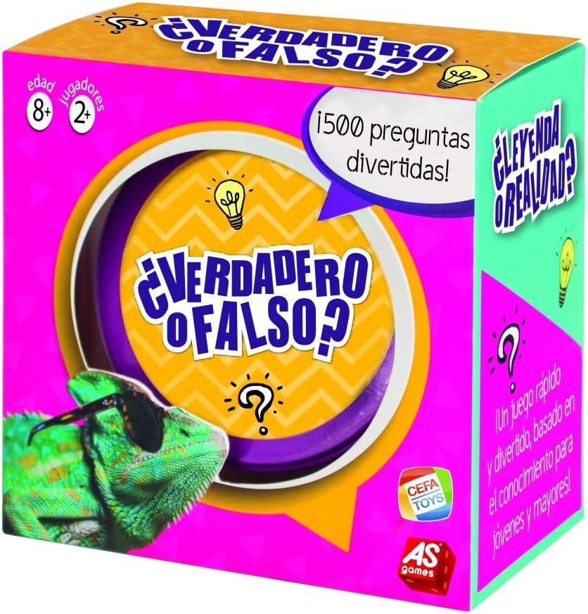 21861 Juego Verdadero O Falso Cefa Toys