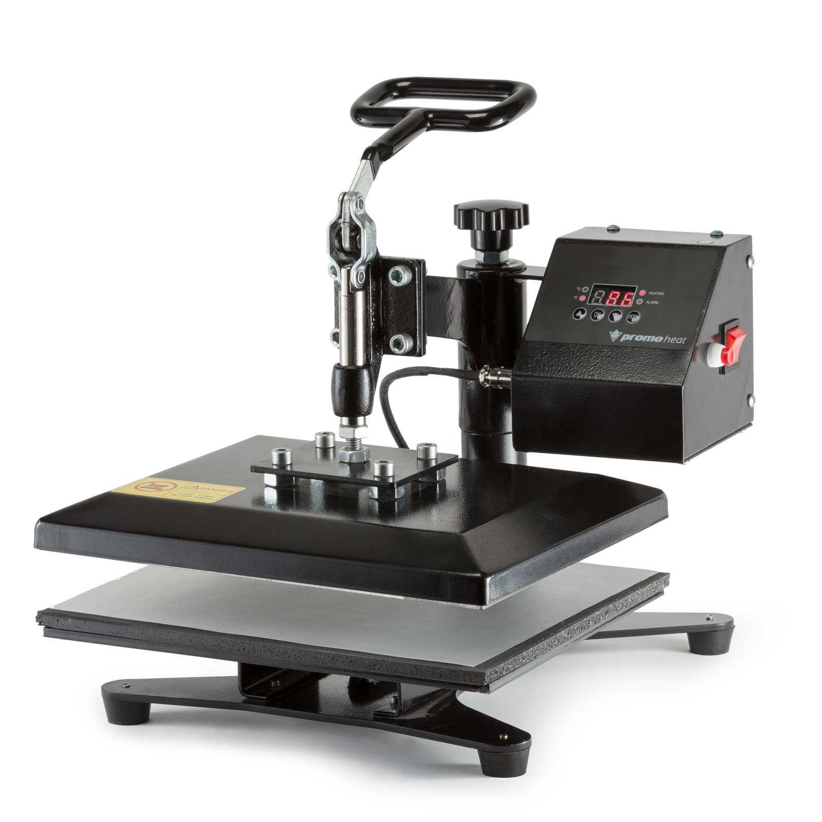 Promo Heat Swing-away Sublimation Heat Transfer Press Machine by Promo Heat