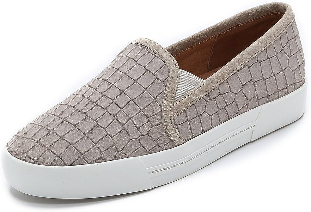 Huxley Slip On Suede Sneakers