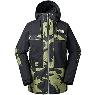 979f7cfa07 The North Face Men s Balfron Waterproof Hooded Jacket at Amazon ...