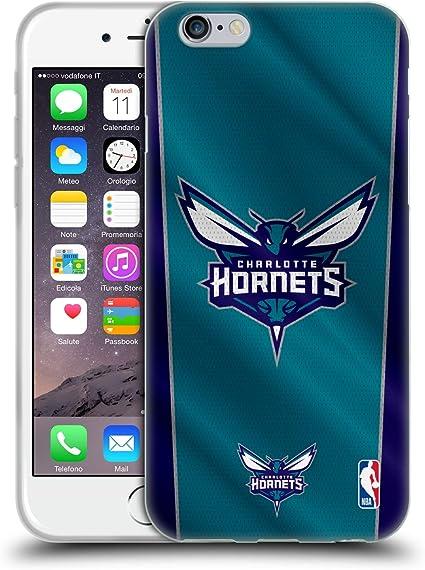 Head Case Designs Officiel NBA Bannière Charlotte Hornets Coque en ...