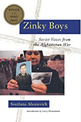 Zinky Boys: Soviet Voices from the Afghanistan War Paperback