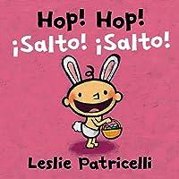 Hop! Hop!/¡salto! ¡salto! (Leslie
