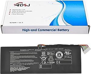 PA5209U-1BRS Laptop Battery Compatible Toshiba Satellite L10-B003 L10W-C L15W-B1208X L15W-B1302 L15W-B1310 Radius 11 L10W-C Series P000627450 7.2V 28Wh