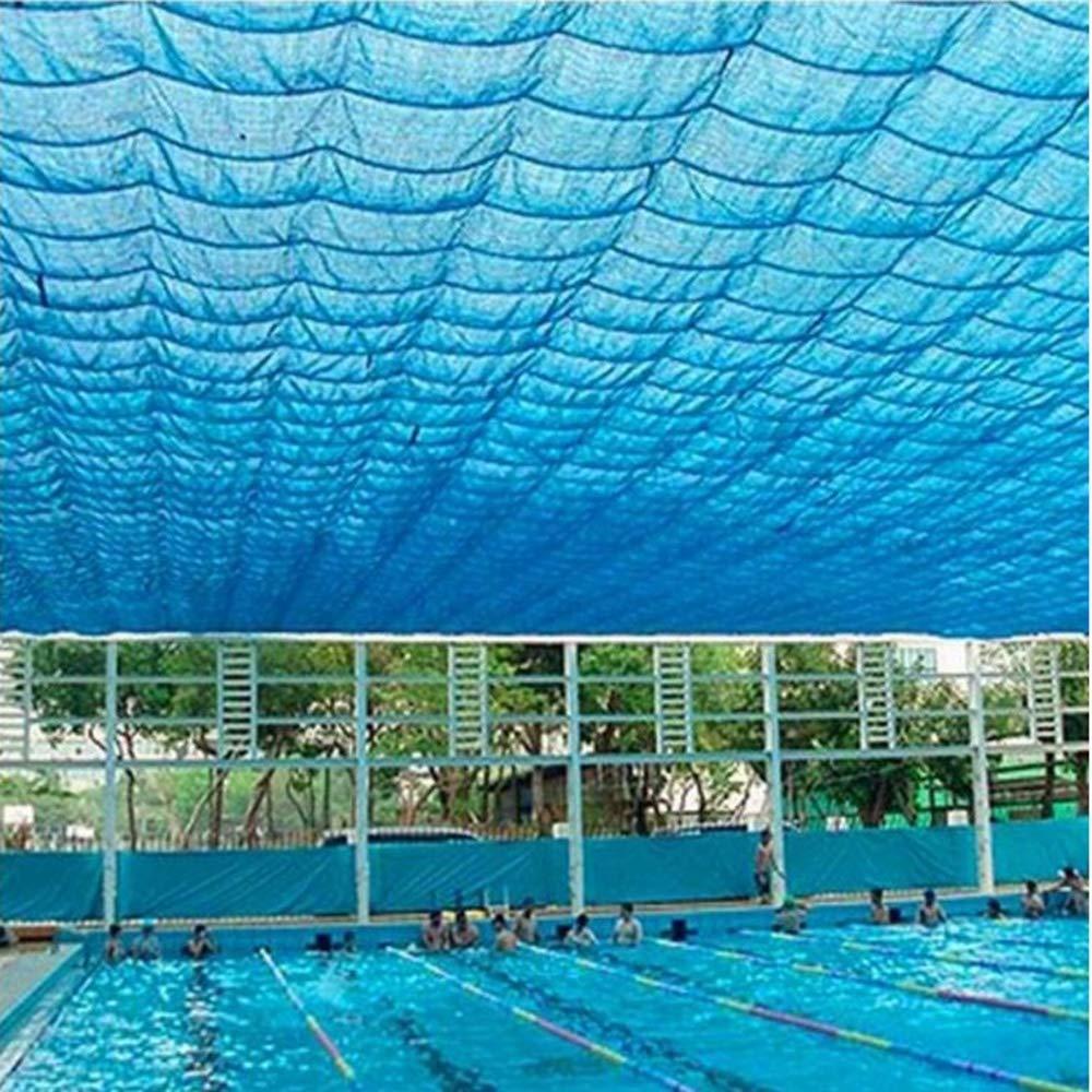 Xiaolin Schattennetz//Sonnenschutznetz//Kantenschutz Lochisolationsnetz UV-Schutz Gartenblume Schatten Segel 6-Pin gr/ö/ße : 2x2m