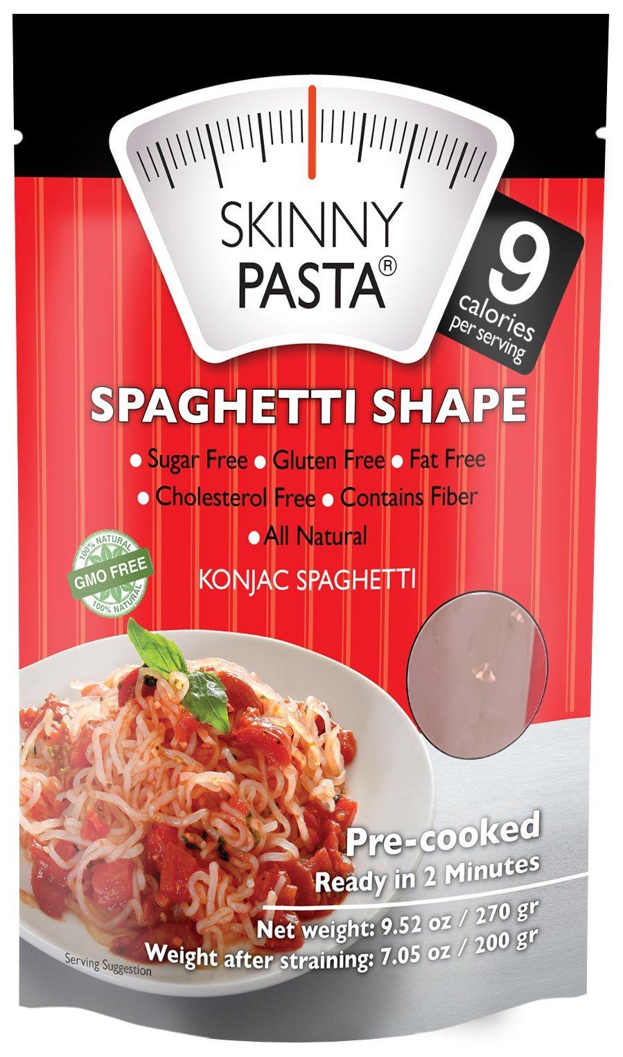 Amazon Com Skinny Pasta 9 52 Oz The Only Odor Free 100 Konjac