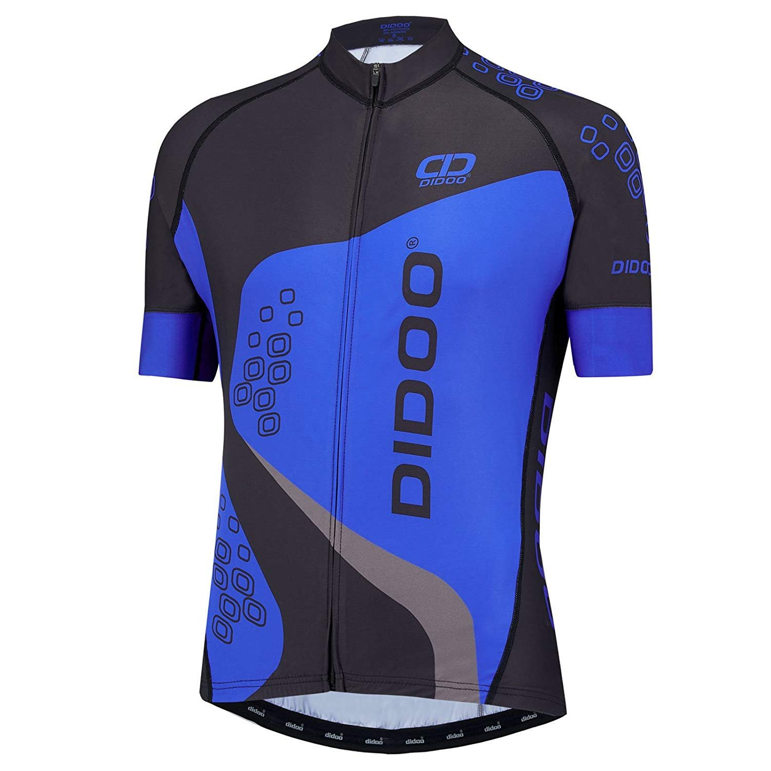 NEW Mens Breathable Quick Drying Short Sleeve biketrikot Bicycle Jersey M-XXL