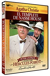 El Templete de Nasse House (Dead Man's Folly) 1986 [DVD]