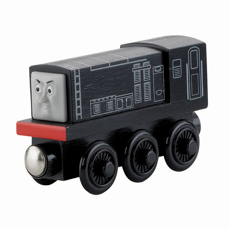 Amazon Thomas & Friends Fisher Price Wooden Railway Diesel