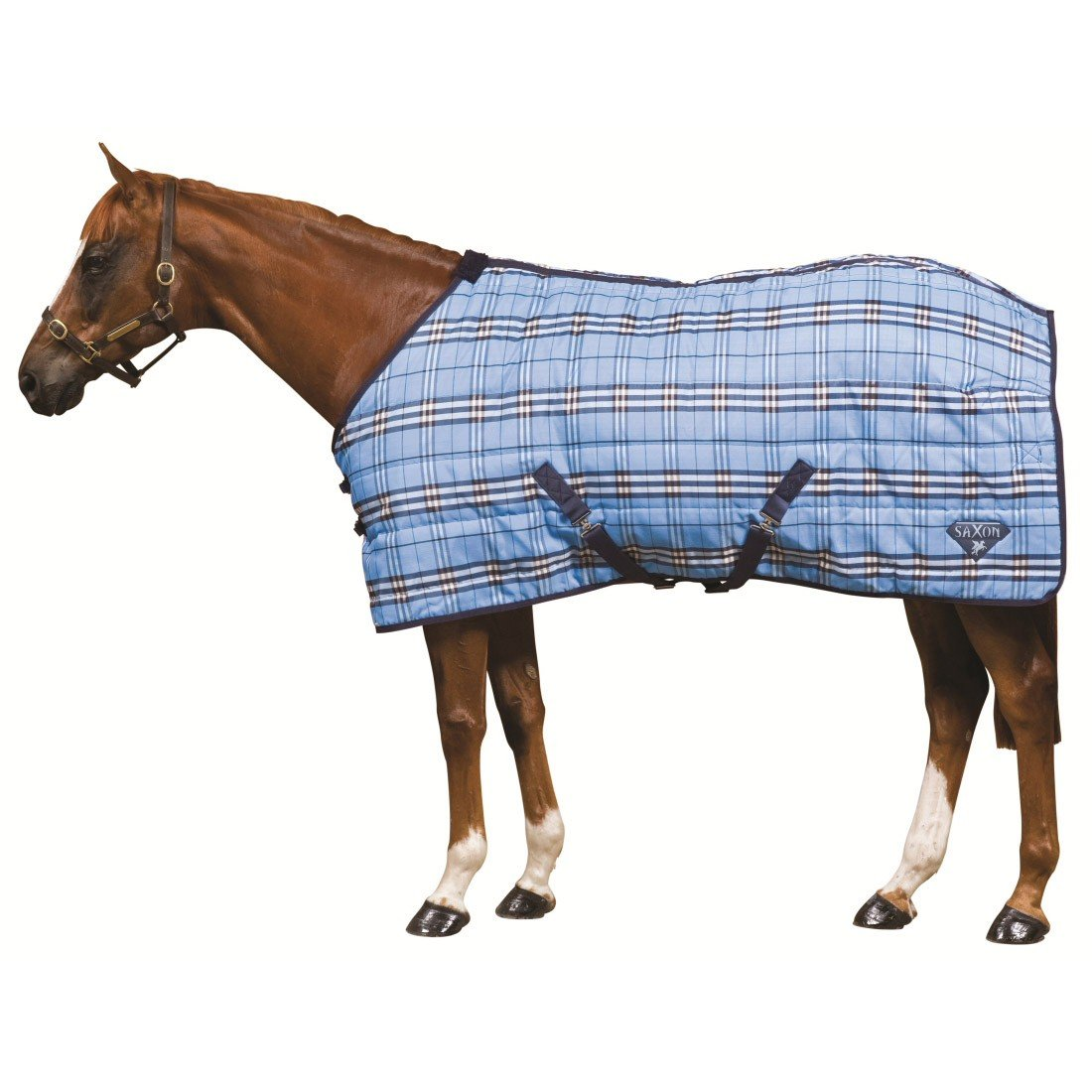 Saxon. 600D Standard Neck Medium Turnout Blanket Weatherbeeta USA Inc.