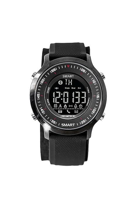 Smartwatch sumergible 50m y con batería larga duración hasta ...