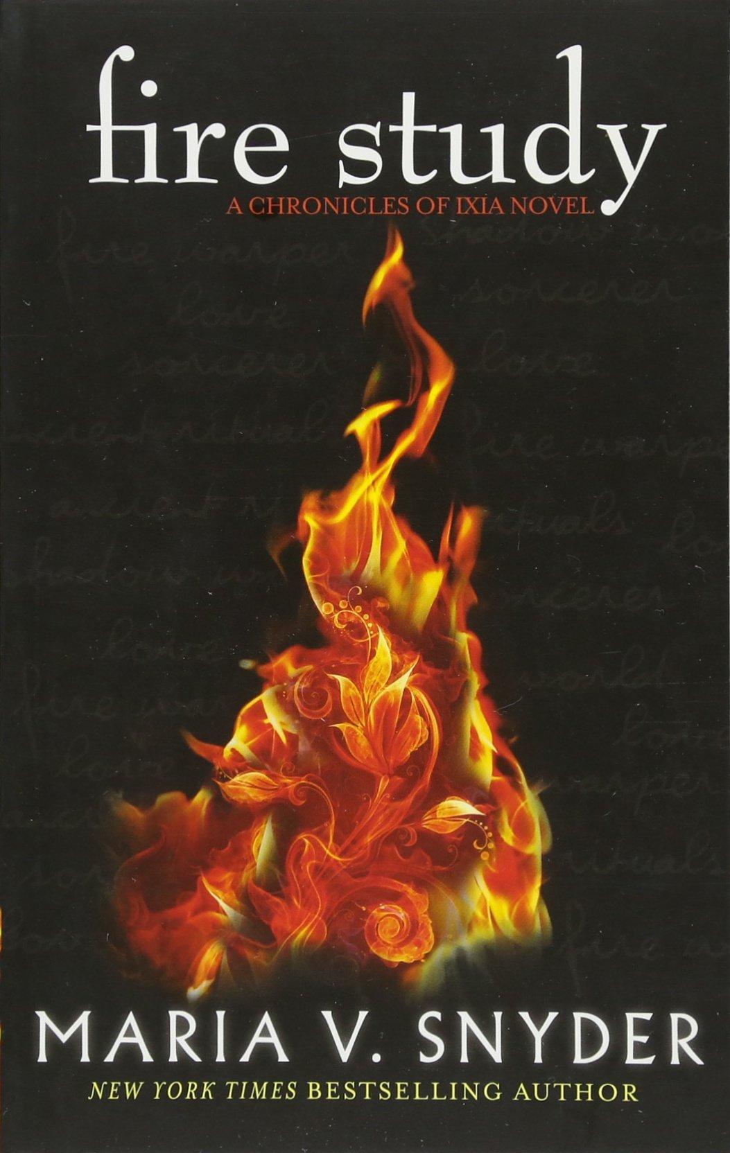 Fire Study (The Chronicles of Ixia) PDF