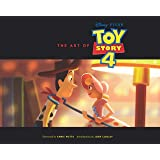 The Art of Toy Story 4: (Toy Story Art Book, Pixar Animation Process Book)