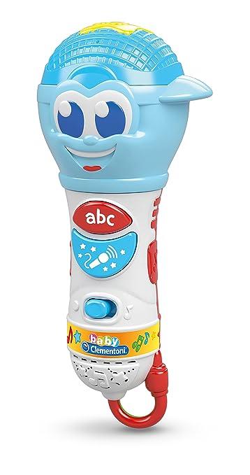 6 opinioni per Baby Clementoni 17157- Baby Microfono