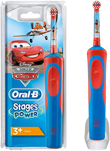 ORAL-B Cepillo de dientes BL/RT stages powercars de pcls
