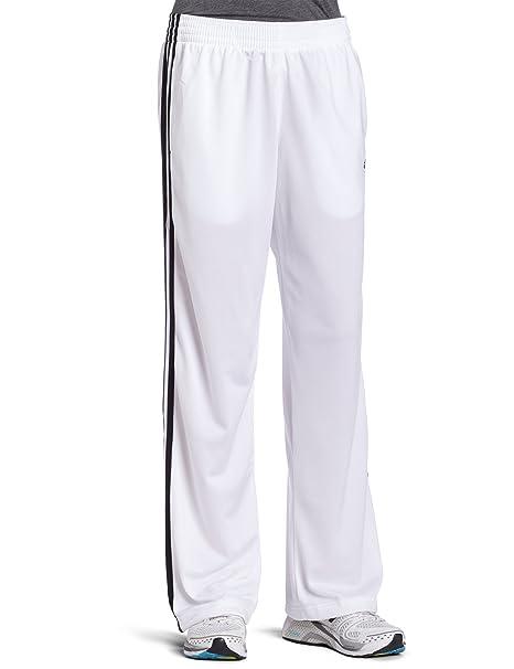 1f99f30a293f Amazon.com  adidas Women s 3-Stripes Pant (White