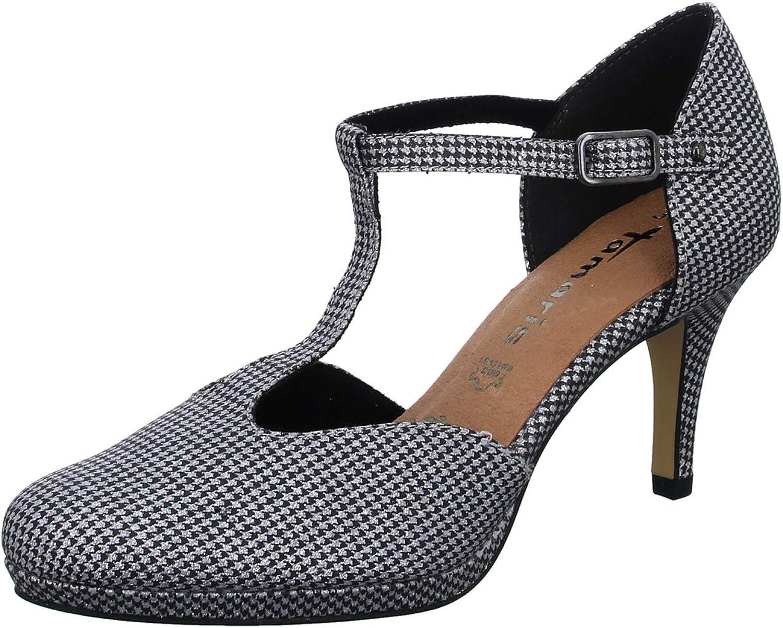 Tamaris Femme Escarpins /à Sangle 1-1-24433-32 Dame Chaussures de Talon,Touch-IT