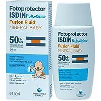 Protectores solares para bebé