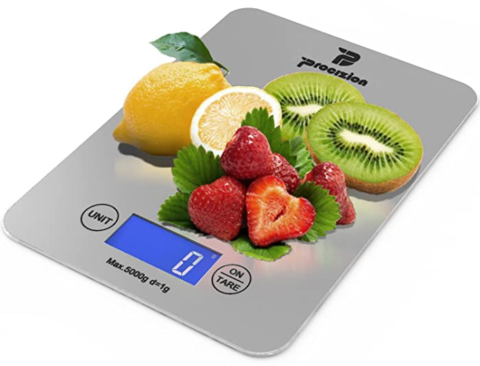 Digital Touch Multifunction Kitchen Food Scale via Amazon