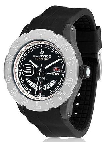 Hombres del reloj Bultaco h1pb48s-cv1 (48 mm)