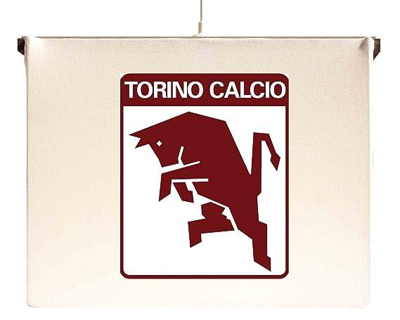 Lampada quadro a sospensione da soffitto torino calcio: amazon.it
