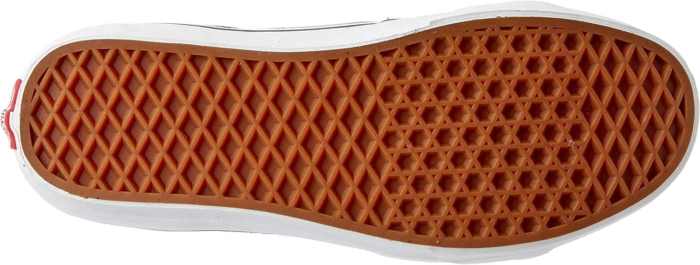 Vans Herren Ua Old Skool Sneaker, grau, 47 EU Nero Nero Bianco