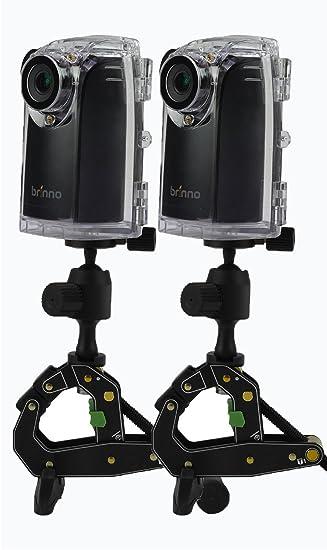 Amazon.com : Brinno BCC200 Time Lapse Camera Two-Pack Bundle w ...