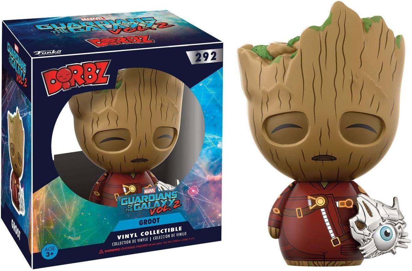 Funko Guardians Of The Galaxy The Collector Dorbz Vinyl Figure Marvel Comics
