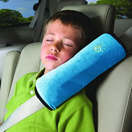 Auto Seat Belt Pillow Car Safety Protect Shoulder Pad Adjust Vehicle