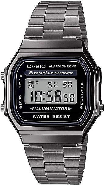 Casio Reloj Digital para Hombre de Cuarzo japonés con Correa en ...