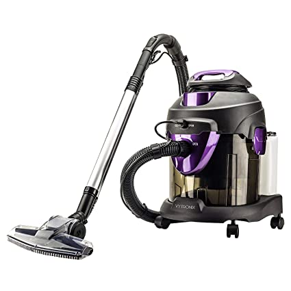 VYTRONIX MFW1600 Multifunction 1600W 4 in 1 Wet & Dry Vacuum Cleaner &  Carpet Washer With Blower Function