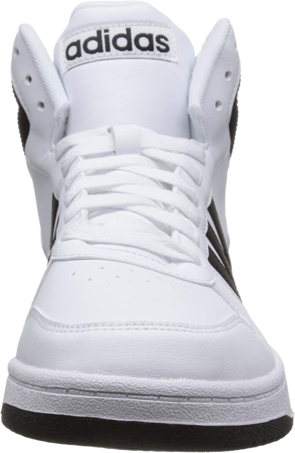 adidas Hoops 2.0 Mid, Chaussures de Fitness Homme