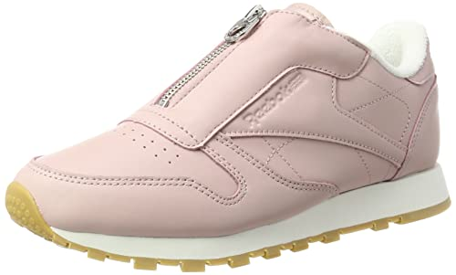 df1907ac744e Reebok Women s Classic Leather Zip Trainers  Amazon.co.uk  Shoes   Bags
