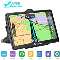 $60 » GPS Navigation System 7 inch 8GB 256MB Car Truck Lorry Satellite Navigator Device with Post…