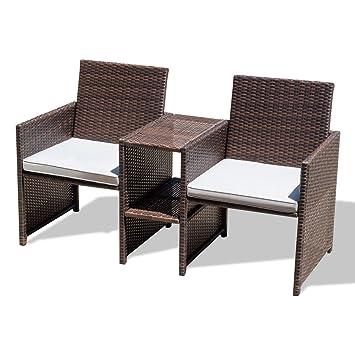 Amazon.com: NanaPluz - Juego de muebles de patio para ...