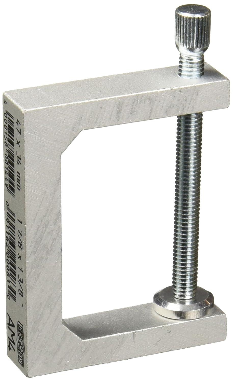 BESSEY AM4 Aluminium Mini-Clamp, Grey