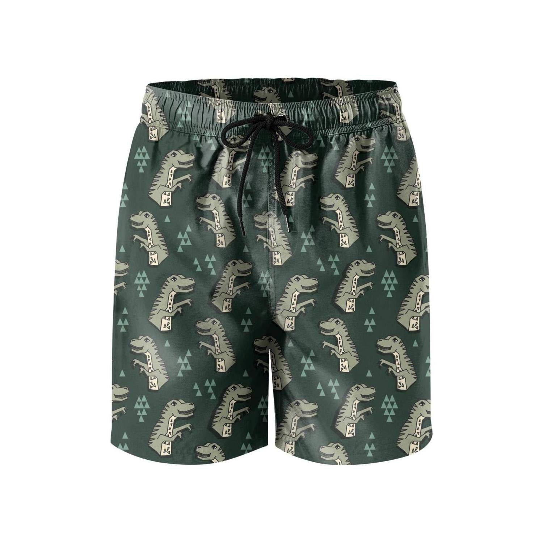 Board Shorts Casual Sport Beach wear Beach Shorts Mens Christmas-Red-Raccoons