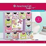American Girl Crafts - Kit de joyero para niñas, 230 Piezas, 3.5 x 14.2 x 12.5 Pulgadas
