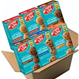Enjoy Life Soft Baked Cookies, Gluten-Free, Dairy-Free, Nut-Free and Soy-Free, Variety Pack, Chocolate Chip/Double Chocolate Brownie/Snickerdoodle/Gingerbread Spice, 6 Ounce (Pack of 6)