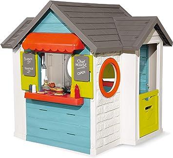 Smoby Casita Infantil Chef House (810403): Amazon.es: Juguetes y juegos