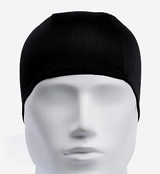 Bonnets de Bain en Tissu   Bonnet de Natation Pour Adulte efcfe0d27fc