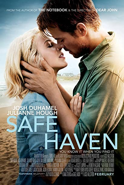 Image result for safe haven movie poster