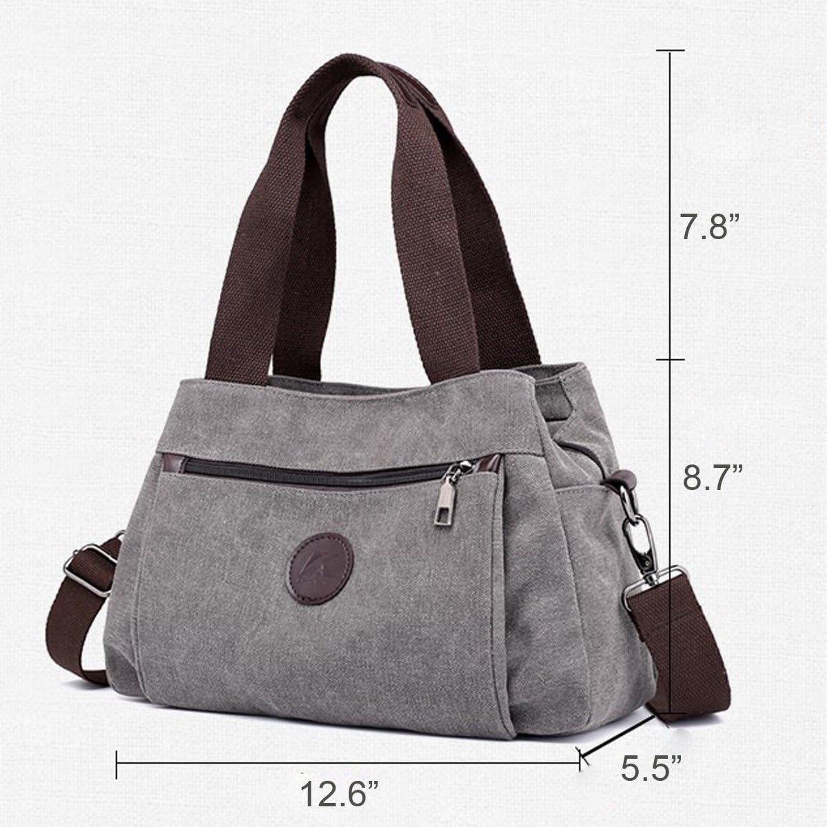 New Womens Ladies Designer Multi Zip Crossbody Side Shoulder Bag