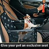 SWIHELP - Jaula de Viaje para Mascotas, Transpirable, Plegable, Suave, Lavable, para Perros, Gatos u Otras Mascotas…