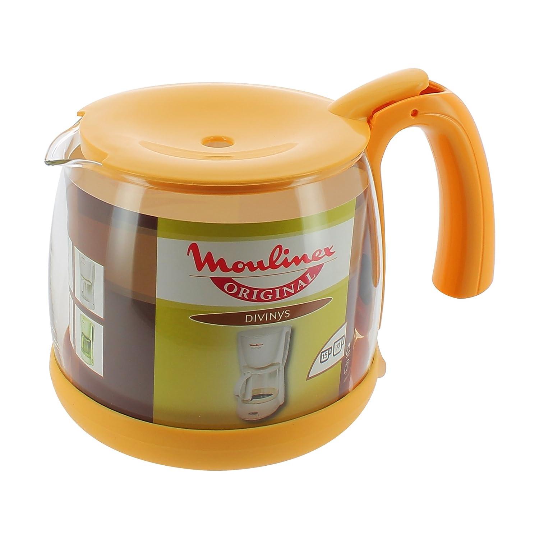 Moulinex A15B0E Divinys amarillo 15-taza cafetera: Amazon.es ...