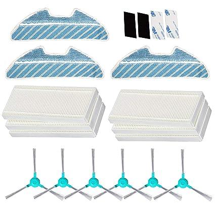 REYEE Pack de 19 Kit de Accesorios de Repuesto para Cecotec Conga ...