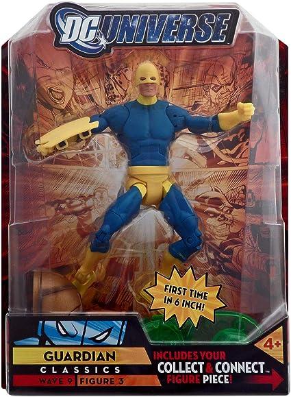 DC Universe Series 9  Guardian Action Figure Mattel Toy