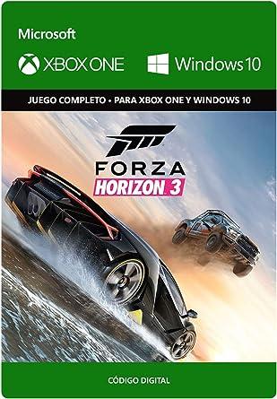 Forza Horizon 3: Standard   Xbox One/Windows 10 PC - Código de descarga: Amazon.es: Videojuegos